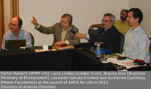 ARPA for Life launch in 2011