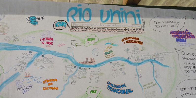 Courtesy of Ana Grabriela Fontoura, Fundacao Vitoria Amazonica