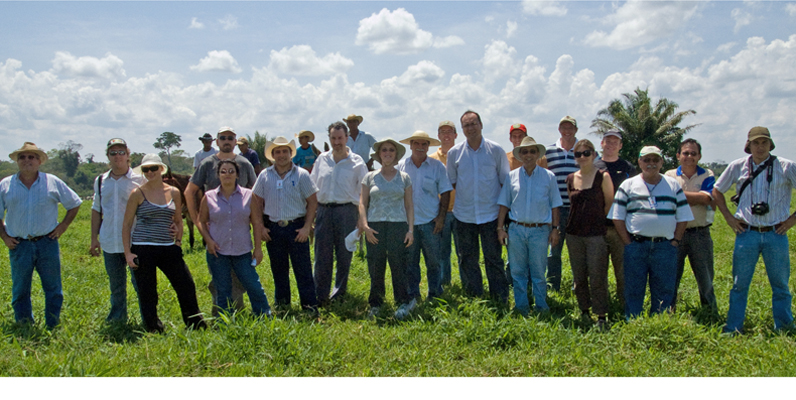 Courtesy of NWF/Rachel Kramer - Participants in a NWF workshop on Solutions to Deforestation Caused by Cattle Expansion