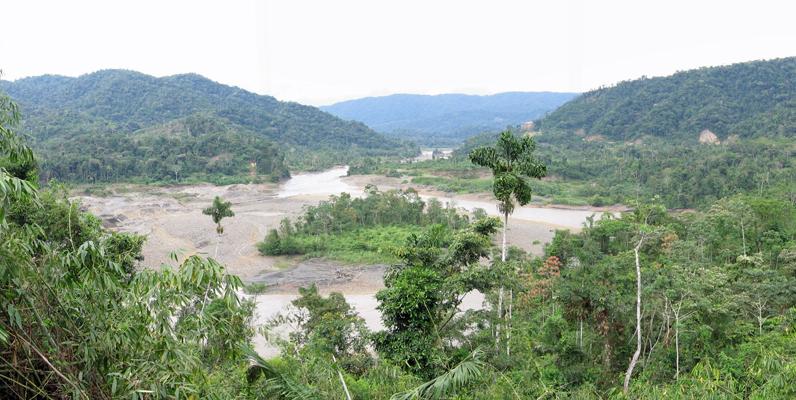Courtesy of Alfons Broeks/Wildlife Conservation Society - Inambari River, San Gaban, Peru