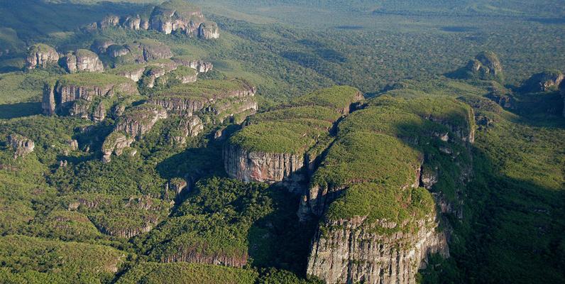 Courtesy of Álvaro Gaviria/Parques Nacionales Naturales de Colombia - Parque Chiribiquete