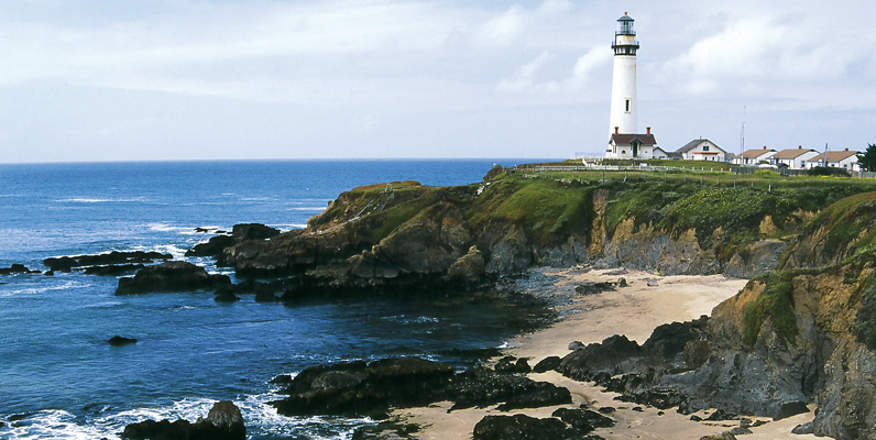 Courtesy of Rob Buelteman/POST - Pigeon Point Lighthouse